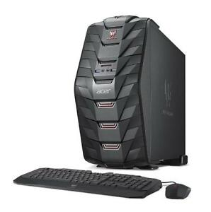 Acer Predator AG3-710-EB64 Intel Core-i5 Quad-Core Desktop PC