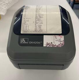 Zebra GK420d Thermal Printer