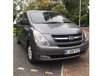 Hyundai i800 high spec
