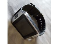 New Android Bluetooth Smart Watch Phone With Built In Camera & Sim & Memory