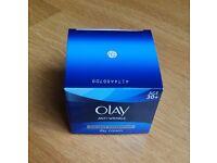Brand New! Olay Anti-Wrinkle Instant Hydration Moisturiser Day Cream 50ml