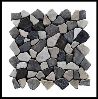 Mosaik Fliesen Marmor Naturstein Bodenfliesen Wandfliesen In
