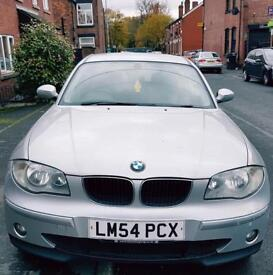 2005 BMW 116i SE Low Miles Very Reliable. Full MOT