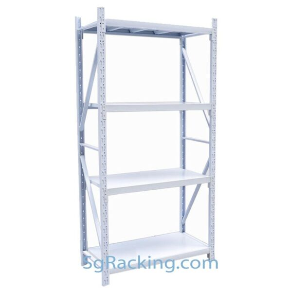 Store Rack, Metal Shelves for Storage