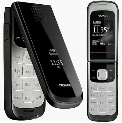 Nokia 2720 Fold - Black (Unlocked) Mobile Phone - 2 Years Warranty