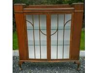 Art deco china/display cabinet.