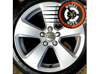 "17"" Genuine Audi A3 Sport alloys Golf Caddy good cond premium tyres."