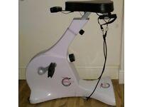 Cycle tone exercise bike