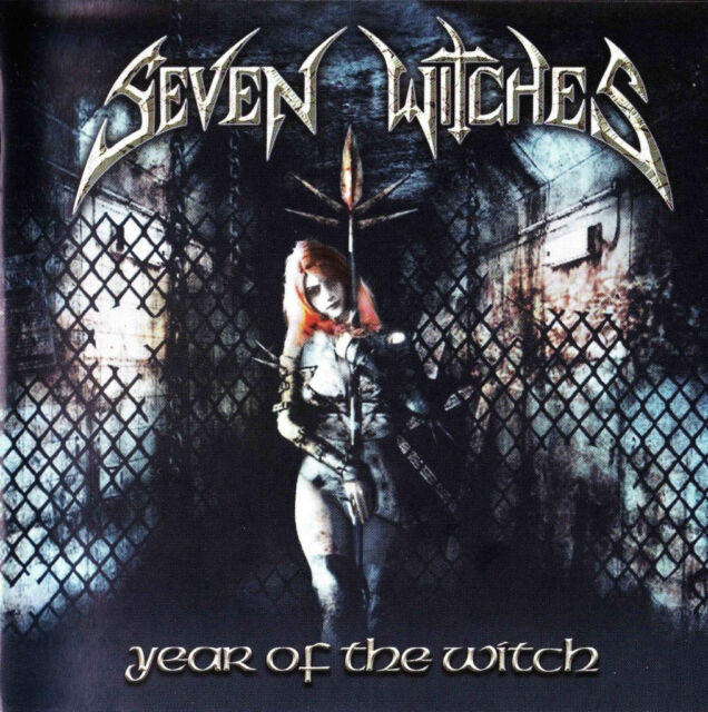 SEVEN WITCHES Year of the witch CD