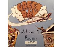 Green Day Welcome to Paradise Limited Edition cd single