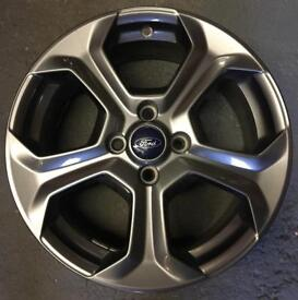 FORD FIESTA 17 INCH ST2 SINGLE ALLOY USED.