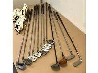 Full Golf Club Set.(12)