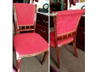 ITALIAN STYLE. CHAIR. EXCELLENT CONDITION