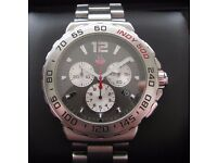 Tag Heuer Formula One F1 Indy 500 Chronograph Gents Watch CAU1113