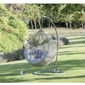 Siena Rattan Hanging Egg Chair ✅Brand New✅ Local Delivery🚚