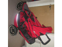 phil and teds double pram