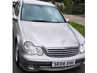Mercedes c220 2004