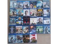 Blu-ray movies, £5 each pick 'n mix