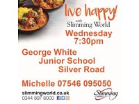 Slimming World - George White Junior School, Silver Road NR3 4RG
