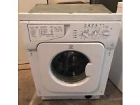 Indesit IWME12 Integrator Washing Machine Fully Working Order