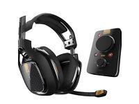 LIKE NEW - Astro TR headset! PS4 PS3 PC - Box Included