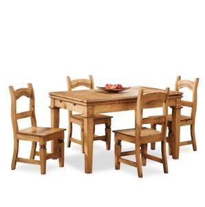 The Brick Sante Fe, 5 -piece dining package .