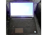 "Dell Inspiron 15-3552 15.6"" screen laptop. Intel Pentium N3710 1.60GHz"