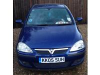 Vauxhall Corsa 1.3 cdti 2005 05 103k breaking for spares