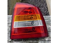 Vauxhall Astra Mk 4 rear light unit - off side