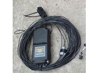 Ham Radio Myantennas 8010 EFHW wire antenna