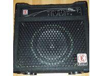 Eden EN8 Nemesis Bass Amp 15 Watts
