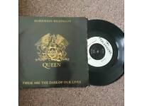 Queen Bohemian rhapsody 7 inch vinyl