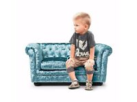 Childrens or Pet 2-Seater Sofa