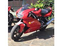 Ducati 620ie Sport Fully Faired Sport Bike