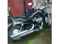 Honda VT 750 S offers or swap for 125