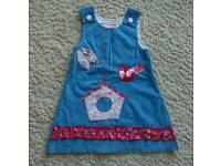 BNWOT Powell Craft pinafore