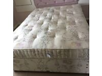 Kingsize Double Bed with storage