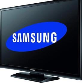 "51"" Samsung plasma TV"