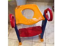 2 Toddler potty training seats