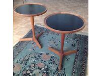 Pair of Danish Hans Andersen side tables
