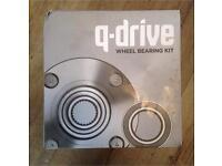 Q-Drive Wheel Bearing Kit (rear) Audi A3/TT/VW/GOLF