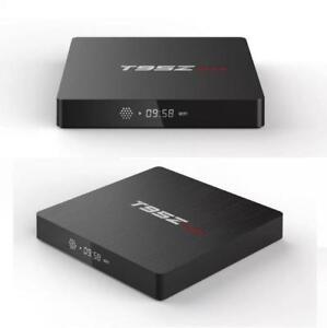 BRAND NEW ANDROID TV 7.1 $140 T95Z MAX ULTRA 4K S912 OCTACORE 2GB/16GB KODI IPTV TERRARIUM TV LIVE TV 2018 2894891199