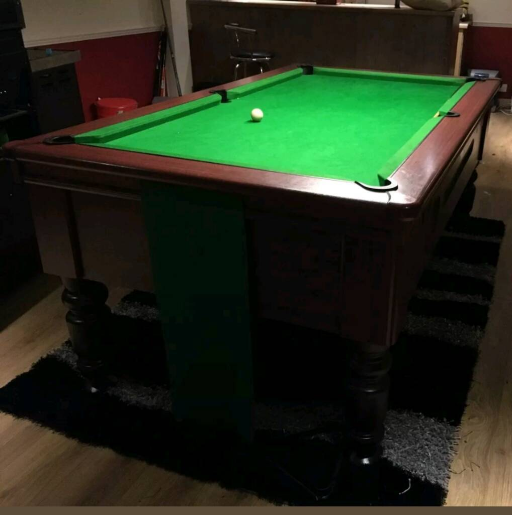 Pool Table X Superleague Premier Winchester In Beccles Suffolk - Winchester pool table