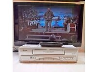 FUNAI 31B-250 VCR VIDEO CASSETTE RECORDER TESTED PAL