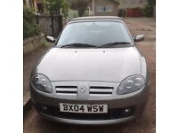 MG TF 1.8 16V (2004) (ABS Brakes) convertable with hard top - EXCELLENT CONDITION