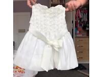 Christening / bridal children's dress