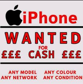 WANTED iPhone, iPad, iWatch, iMac & MacBook