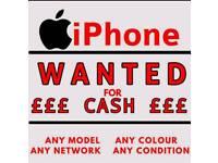 WANTED iPhone, iPad, iWatch, iMac & MacBook