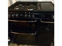Freestanding Gas Double Oven Cooker made by Stoves