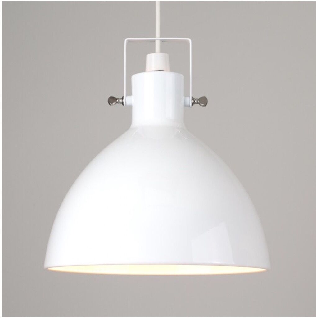 new retro modern white pendant light x  in watford  - new retro modern white pendant light x